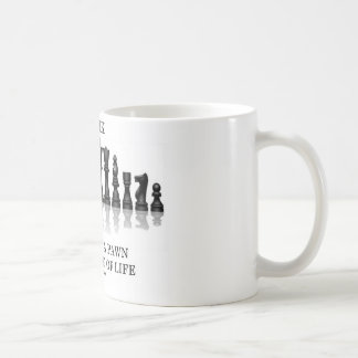 Think (Chess) Do Not Be A Pawn In The Game Of Life Mugs