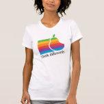 Think Differently - Retro Apple Parody Shirt
