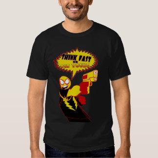 Think Fast Tshirt
