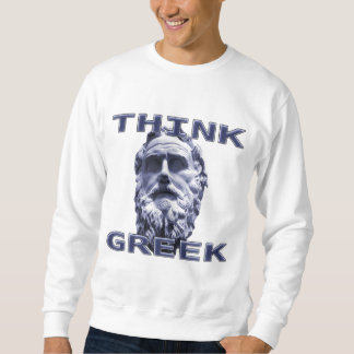 Think Greek Sweatshirt