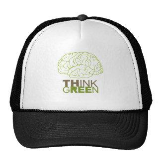 think Green2 Trucker Hats