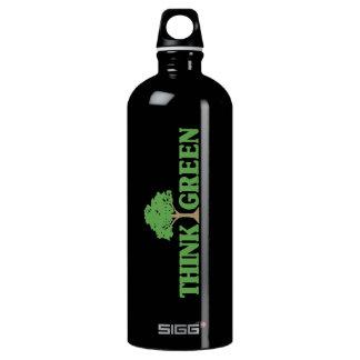 Think Green 32 oz. SIGG Traveller 1.0L Water Bottle