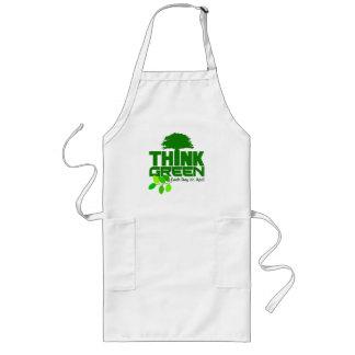 Think Green apron
