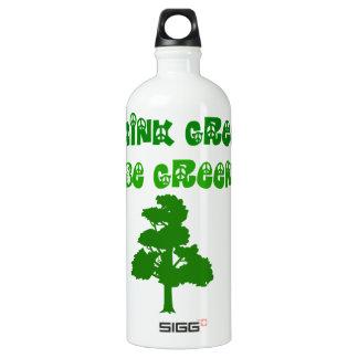 Think Green Be Green Traveller Water Bottle SIGG Traveler 1.0L Water Bottle