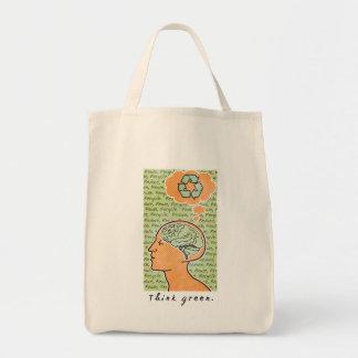 Think Green Brain Power Bag