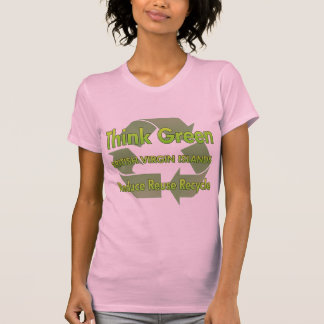 Think Green British Virgin Islands T-Shirt