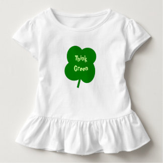 Think Green Clover T-shirt