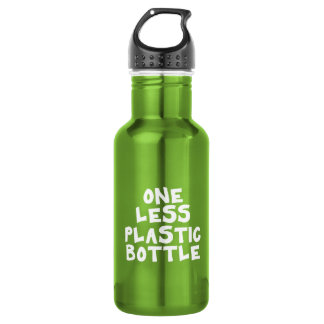 Think Green Earth Day Liberty Bottle