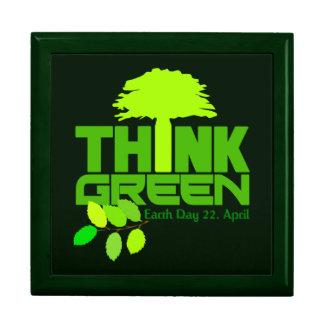 Think Green gift box