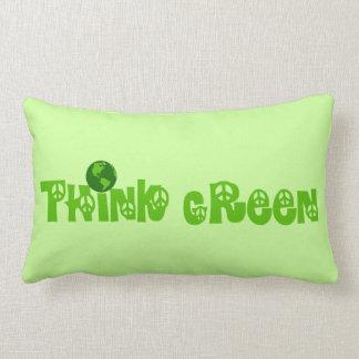 Think Green Globe Cushions