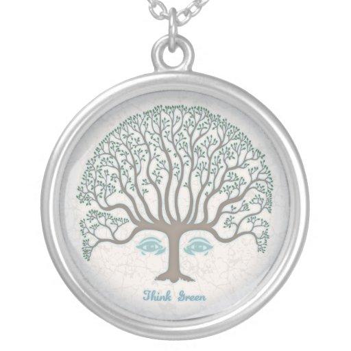 Think Green IIb Custom Necklace