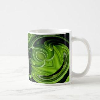 Think green ! mug