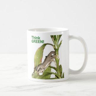 Think GREEN! Mug