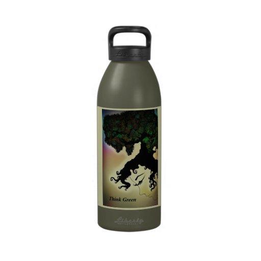 Think Green Drinking Bottle