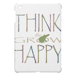 Think & Grow Happy iPad Mini Cover