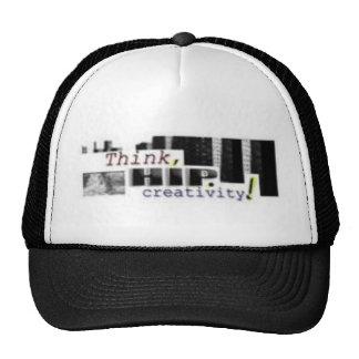 THINK HIP CREATIVITY Hat