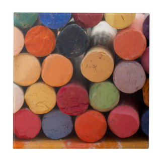 think in color ceramic tile