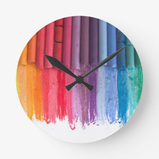 think in color clock