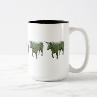 """Think Inside the Ox"" 15 oz mug"