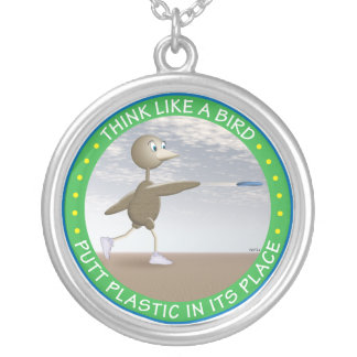 Think Like A Bird Pendant