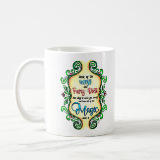 Think of the Mess Mug for Moms - White Background