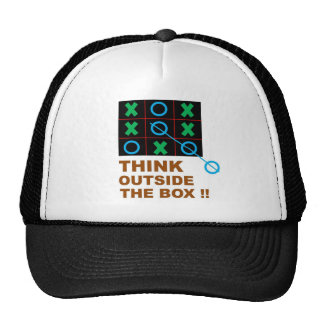 Think Outside Full Mesh Hat