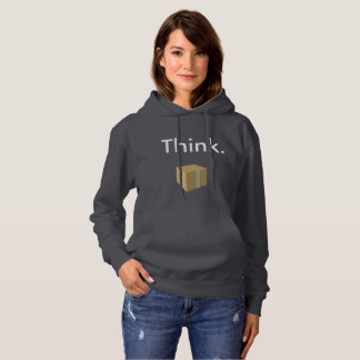 Think OutSide of the Box Hoodie