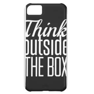 Think Outside The Box iPhone 5C Cases