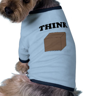 Think Outside the Box Dog Clothes