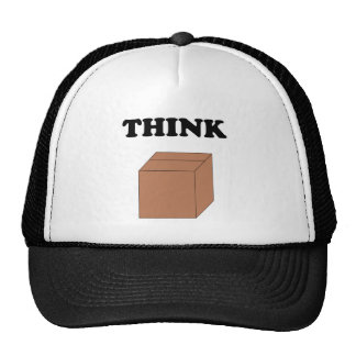 Think Outside the Box Hat