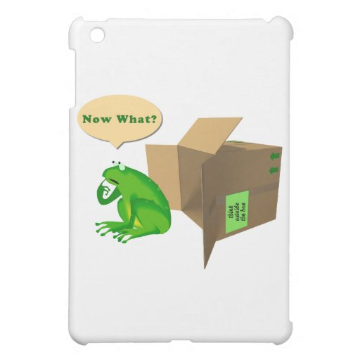 Think Outside The Box Case For The iPad Mini