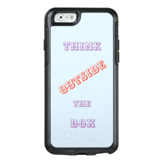 Think Outside The Box OtterBox iPhone 6/6s Case