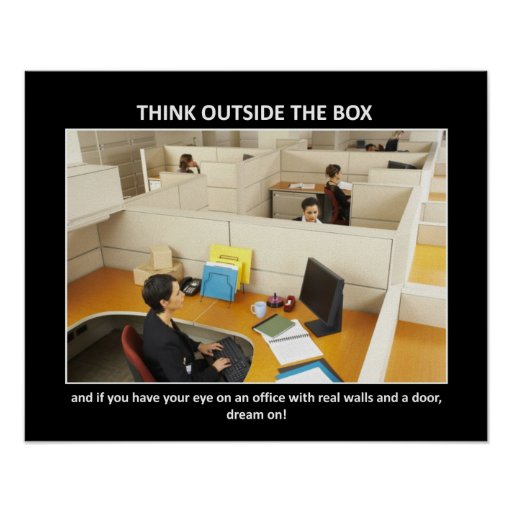 think-outside-the-box print