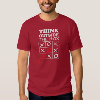Think Outside the Box T Shirts
