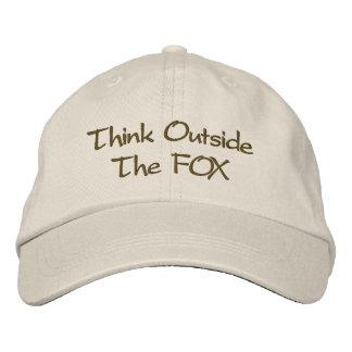 Think Outside The FOX Baseball Cap