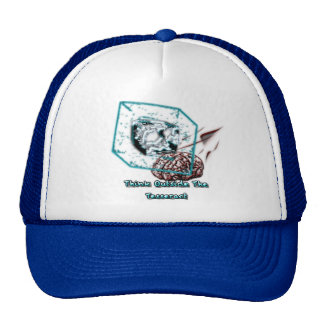 Think Outside The Tezzeract Shirt Hats