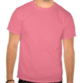 Think pink!! tee shirt