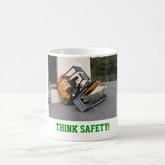 Think Safety! Coffee Mug