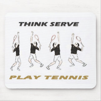 Think Serve Mouse Pad