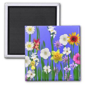 Think Spring Magnet