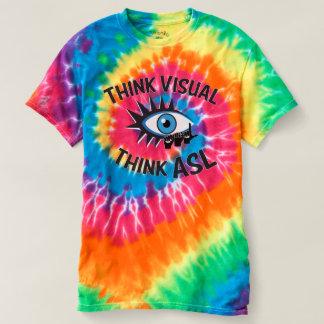 Think Visual Think ASL NIC Signers T-Shirt
