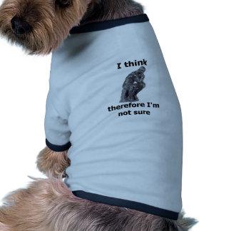 ThinkerWare Dog Clothing