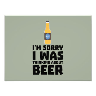 Thinking about Beer bottle Z860x Art Photo