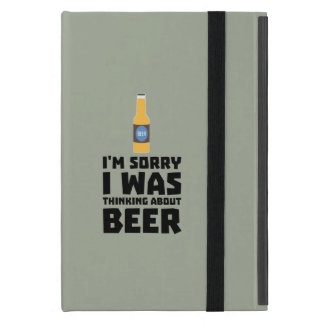 Thinking about Beer bottle Z860x Case For iPad Mini