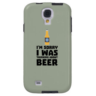 Thinking about Beer bottle Z860x Galaxy S4 Case
