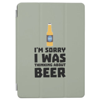 Thinking about Beer bottle Z860x iPad Air Cover