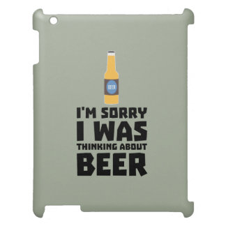 Thinking about Beer bottle Z860x iPad Cases