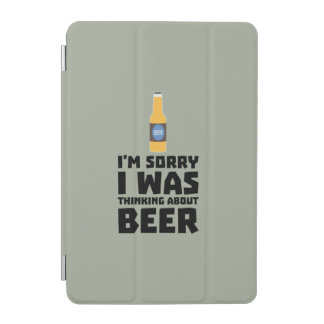 Thinking about Beer bottle Z860x iPad Mini Cover