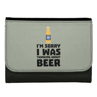 Thinking about Beer bottle Z860x Leather Wallet