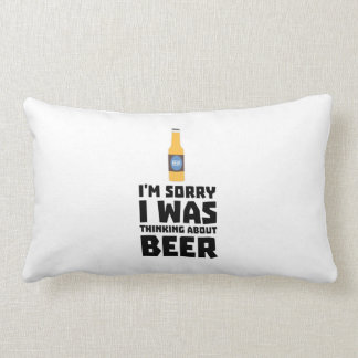 Thinking about Beer bottle Z860x Lumbar Cushion